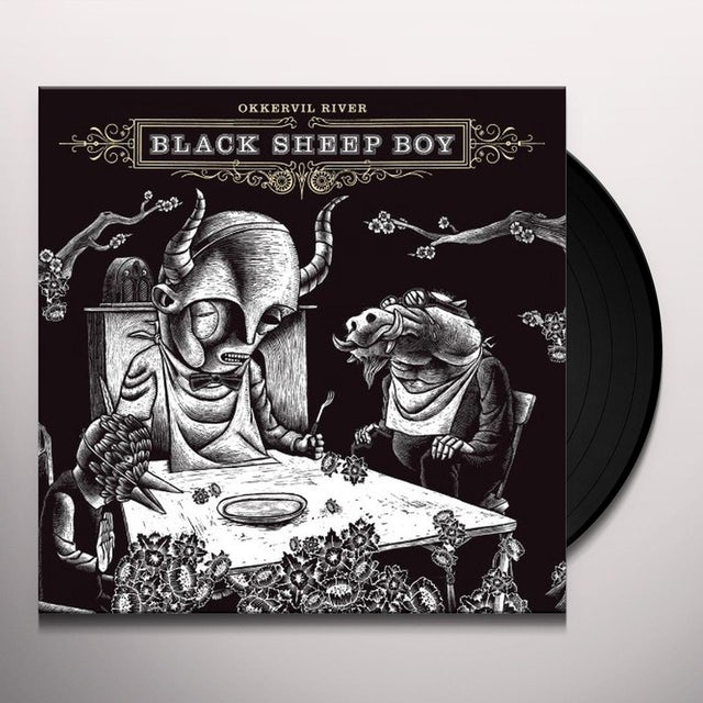Okkervil River BLACK SHEEP BOY: DEFINITIVE EDITION Vinyl Record
