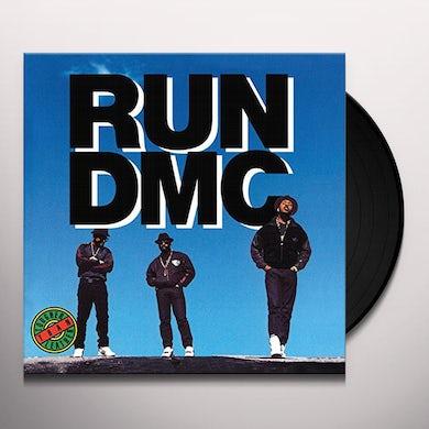 Run DMC TOUGHER THAT LEATHER Vinyl Record