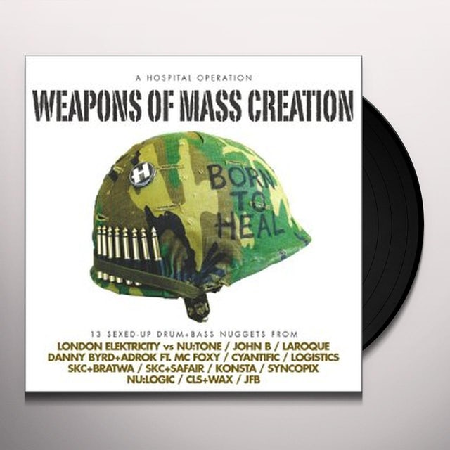 Weapons Of Mass Creation / Various