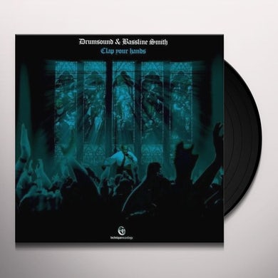 Drumsound & Bassline Smith CLAP YA HANDS Vinyl Record - Australia Release