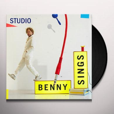 Benny Sings STUDIO Vinyl Record