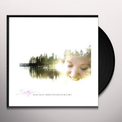 Sally Shapiro JACKIE JACKIE: SPEND THIS WINTER WITH ME Vinyl Record