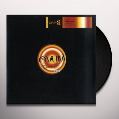 Shlomi Aber SLOW DANCER-GROOVE MECHANISM Vinyl Record - Sweden Release