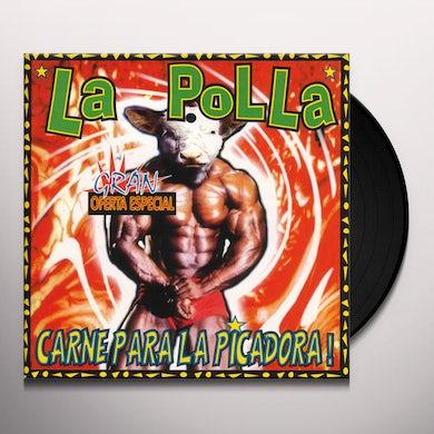 La Polla Records CARNE PARA LA PICADORA Vinyl Record