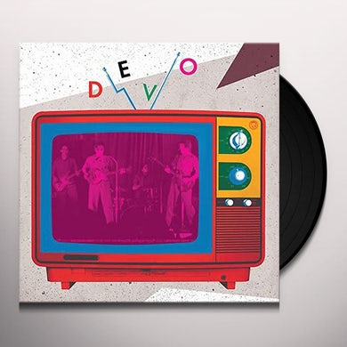 Devo MIRACLE WITNESS (ATOMIC PARTY-ULTIMATE VIRGIN) Vinyl Record
