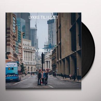 LYKKE TIL I LIVET Vinyl Record