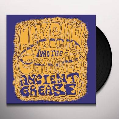 Max Pain & The Groovies ANCIENT GREASE Vinyl Record