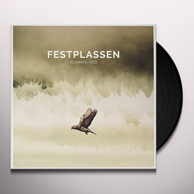 Festplassen KOMMER NED Vinyl Record