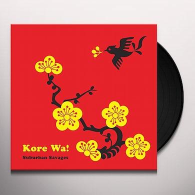 Suburban Savages KORE WA Vinyl Record