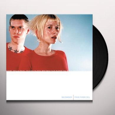 FRIGID FORMS SHELL (DL CARD) Vinyl Record