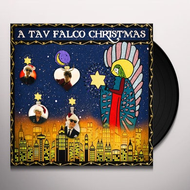 TAV FALCO CHRISTMAS Vinyl Record