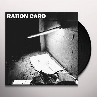 Ration Card Vinyl Record