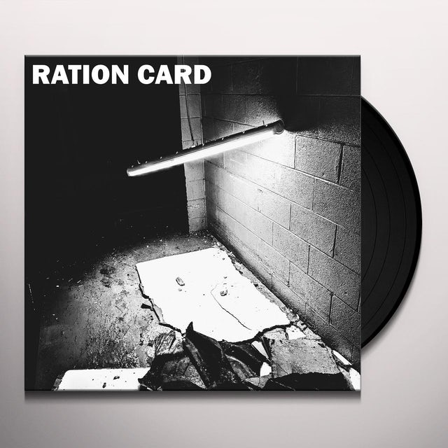 Ration Card Vinyl Record
