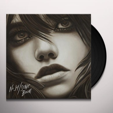 NO JOY / SONIC BOOM Vinyl Record