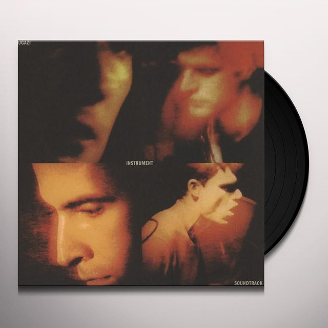 Fugazi INSTRUMENT / Original Soundtrack Vinyl Record