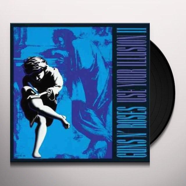 Guns N' Roses USE YOUR ILLUSION 2 Vinyl Record