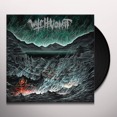 Witch Vomit BURIED DEEP IN A BOTTOMLESS GRAVE Vinyl Record