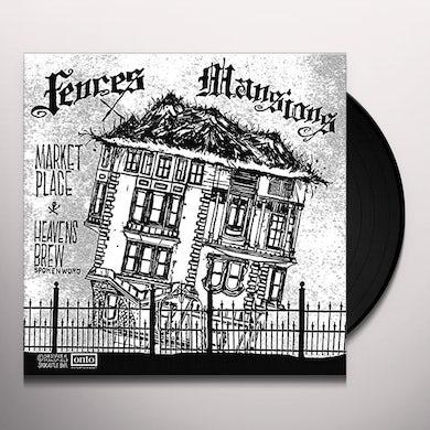 Fences MANSIONS Vinyl Record