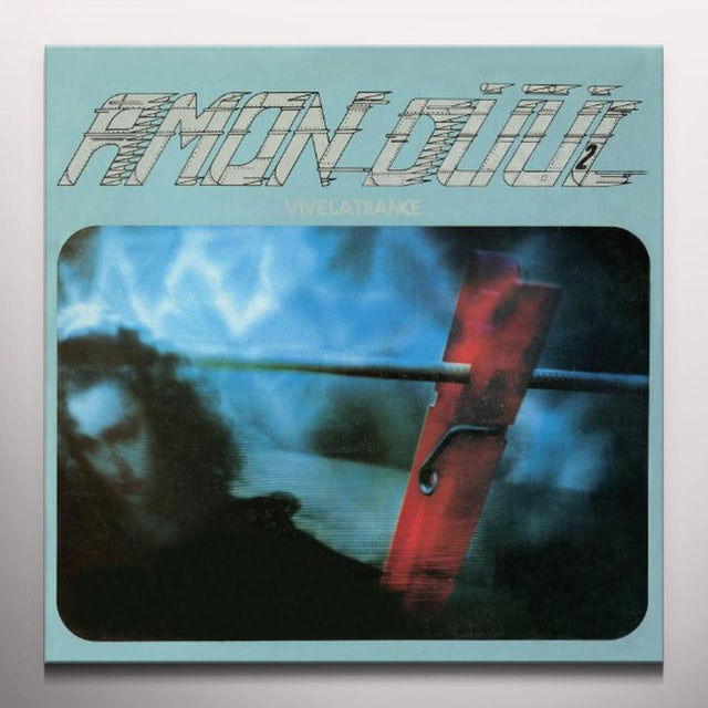 Amon Düül II VIVE LA TRANCE Vinyl Record