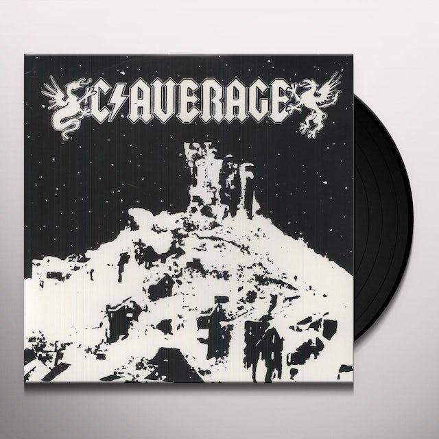 C Average Vinyl Record