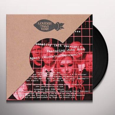 Paranoid Visions ROCK & ROLL REVOLUTION Vinyl Record