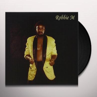 Robbie M LET'S GROOVE Vinyl Record