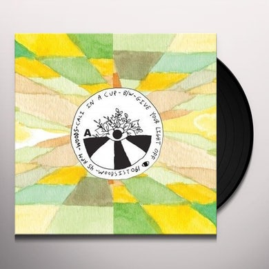 Woods CALI IN A CUP Vinyl Record