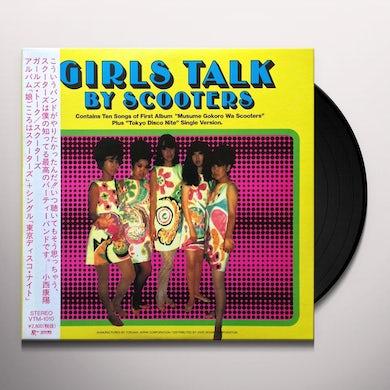 Scooters GIRLS TALK Vinyl Record