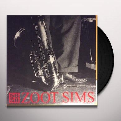 Zoot Sims 5658 Vinyl Record
