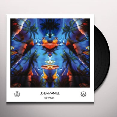 J.D. Emmanuel TIME TRAVELER Vinyl Record
