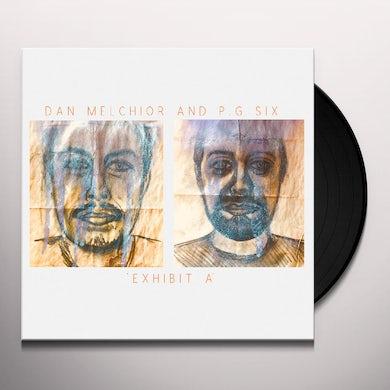 Melchior & P.G. Six EXHIBIT A Vinyl Record