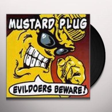 EVILDOERS BEWARE Vinyl Record
