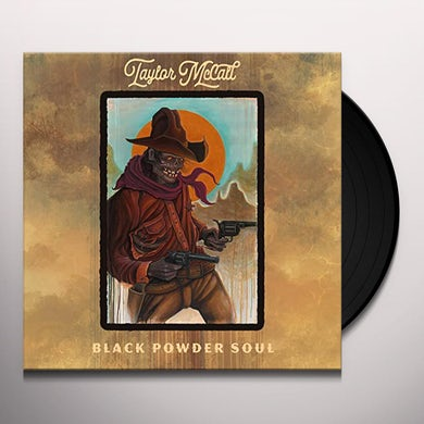 Taylor Mccall Black Powder Soul Vinyl Record