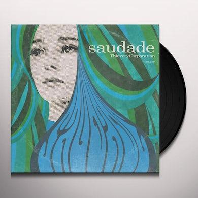 Thievery Corporation SAUDADE Vinyl Record