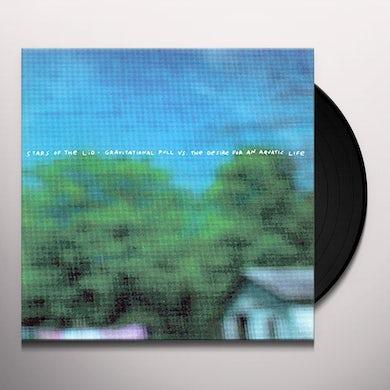 GRAVITATIONAL PULL VS. THE DESIRE FOR AN AQUATIC LIFE Vinyl Record