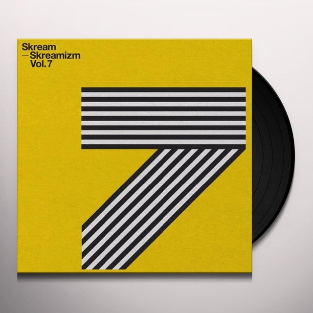 SKREAMIZM 7 Vinyl Record