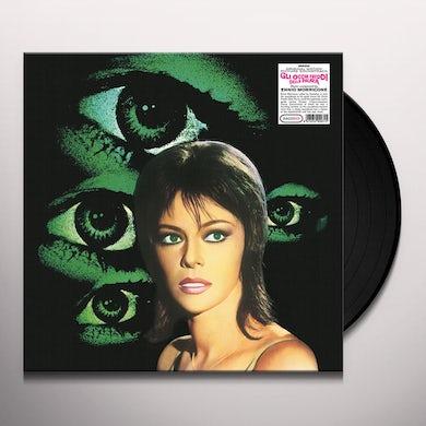 Ennio / Gruppo D'Improvvisazione Nuova Morricone GLI OCCHI FREDDI DELLA PAURA / O.S.T. Vinyl Record