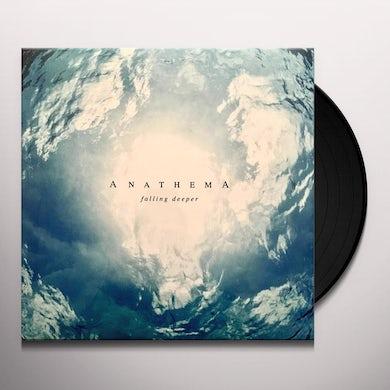 Anathema FALLING DEEPER Vinyl Record