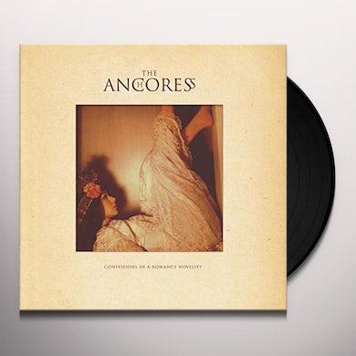 Anchoress CONFESSIONS OF A ROMANCE NOVELIST Vinyl Record