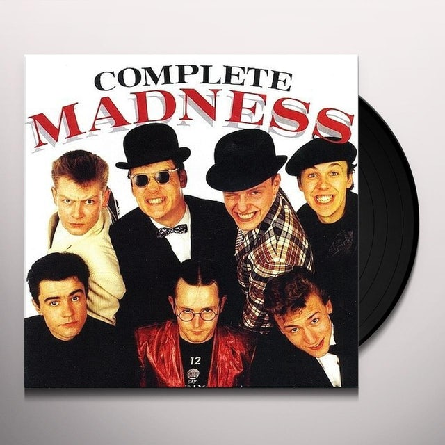 COMPLETE MADNESS Vinyl Record