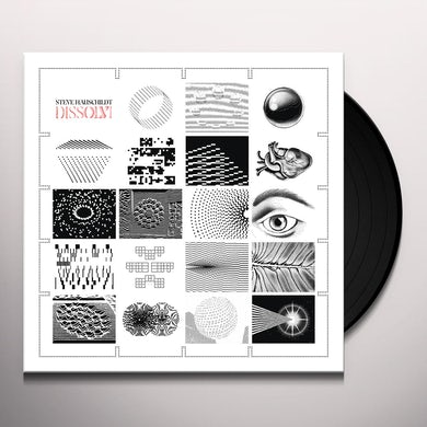 Steve Hauschildt DISSOLVI Vinyl Record