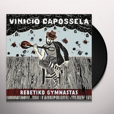 Vinicio Capossela REBETKO GYMNASTAS Vinyl Record
