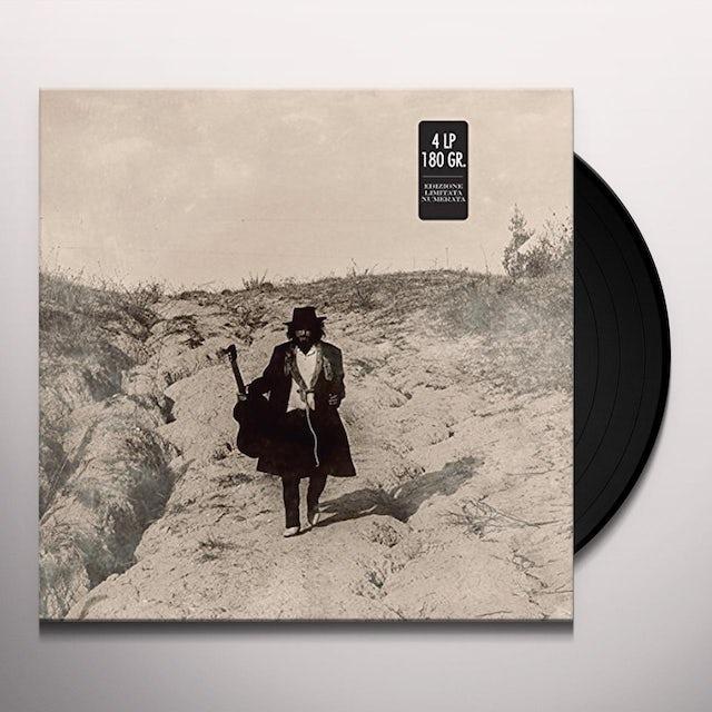 Vinicio Capossela CANZONI DELLA CUPA Vinyl Record