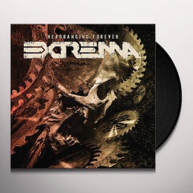 Extrema HEADBANGING FOREVER Vinyl Record