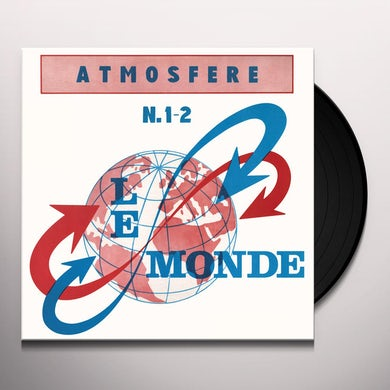 Davidv H. Kimball ATMOSFERE N. 1-2 Vinyl Record