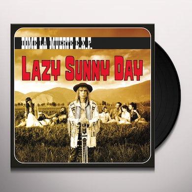 Dome La Muerte E.X.P. LAZY SUNNY DAY Vinyl Record