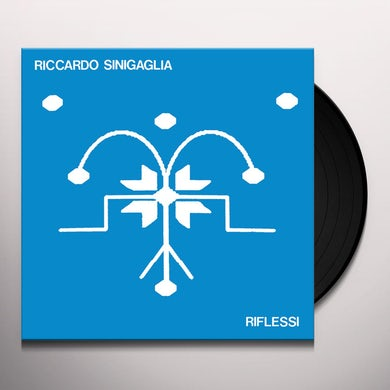 Riccardo Sinigaglia RIFLESSI Vinyl Record