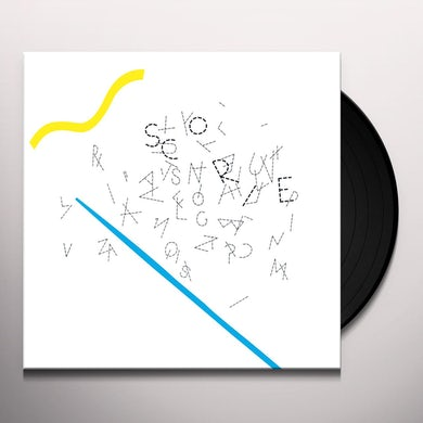Tiziano Popoli / Marco Dalpane SCORIE Vinyl Record