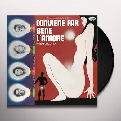 Conviene Far Bene L'Amore / O.S.T. CONVIENE FAR BENE L'AMORE / Original Soundtrack Vinyl Record