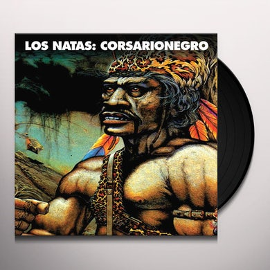 Los Natas CORSARIO NEGRO Vinyl Record